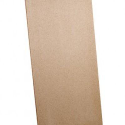 Pumica 500 x 760 x 25 mm vermiculite plaat binnenwand voor houtkachel