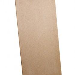 Pumica 370 x 490 x 25 mm vermiculite plaat binnenwand voor houtkachel